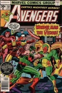 Avengers (1963 series) #158, VF+ (Stock photo)