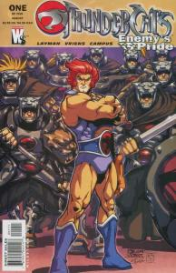ThunderCats: Enemy's Pride #1 VF/NM; WildStorm | save on shipping - details insi