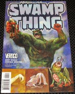 Swamp Thing #4 (2004)