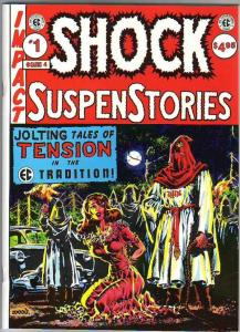 EC Classics Shock Suspense #4 (Jan-87) NM+ Super-High-Grade