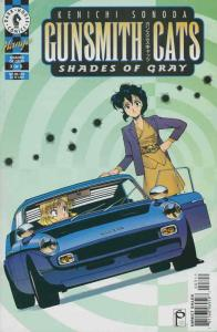 Gunsmith Cats: Shades of Gray #3 FN; Dark Horse | save on shipping - details ins