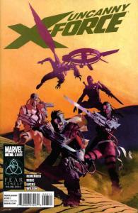 Uncanny X-Force #6 FN; Marvel | save on shipping - details inside