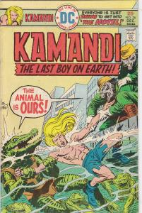 Kamandi #36