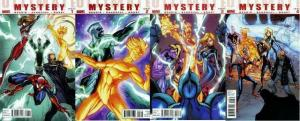 ULTIMATE MYSTERY (2010) 1-4  the COMPLETE series!