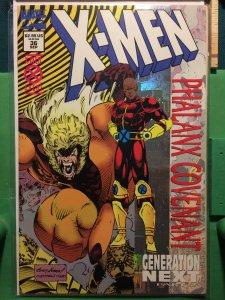X-Men #36 Phalanx Covenant part 2