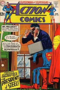 Action Comics (1938 series) #371, VG+ (Stock photo)
