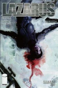 Lazarus (2013 series) #19, NM (Stock photo)