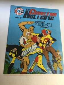 The Charlton Bullseye 3 Nm Near Mint Magazine