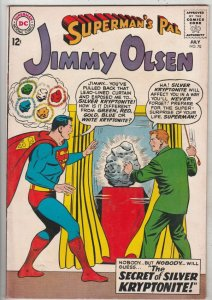 Jimmy Olsen, Superman's Pal  #70 (Jul-63) VF/NM High-Grade Jimmy Olsen