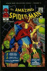 SPIDER-MAN COLLECTIBLE SERIES V.5: AMAZING SPIDER-MAN 2 FN