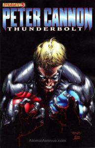 Peter Cannon: Thunderbolt (2nd Series) #5B VF/NM; Dynamite | save on shipping -