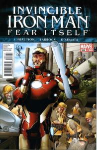 Invincible Iron Man #506 VF/NM; Marvel | save on shipping - details inside