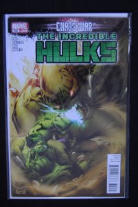 The Incredible HULKS 620, KEY ISSUE
