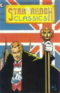 Star Reach Classics (1984 series) #5, NM (Stock photo)