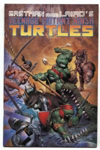 TEENAGE MUTANT NINJA TURTLES #33-1990-mid run issue NM-