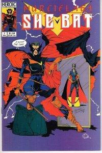 Murcielaga  She Bat  #1