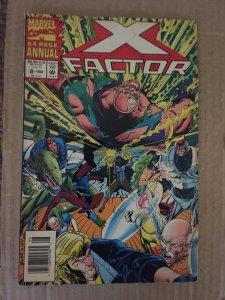 X-Factor Annual #8 (1993)