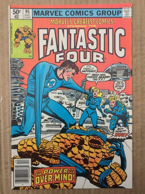Marvel's Greatest Comics #95