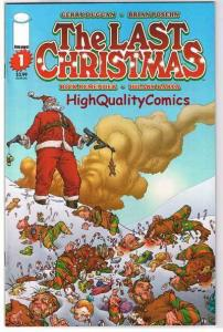 LAST CHRISTMAS 1, NM-, Zombies, Horror, Santa Claus, Rick Remender, 2006