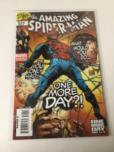 The Amazing Spider-Man 544 Nm Near Mint Marvel