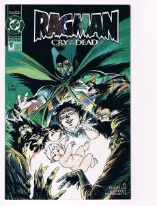 Ragman: Cry Of The Dead # 1 DC Comic Books Elaine Lee Gabriel Morrissette!!! S50