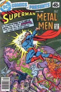 DC Comics Presents #4, VF- (Stock photo)