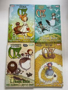 Oz lot of 4 different Digests 8.0 VF