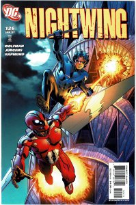 Nightwing #126  NM+