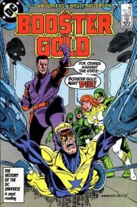 Booster Gold (1986 series) #15, VF+ (Stock photo)