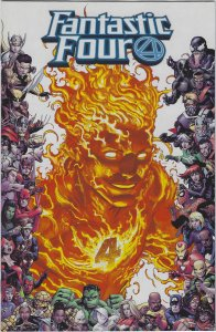 Fantastic Four #13 Human Torch Variant