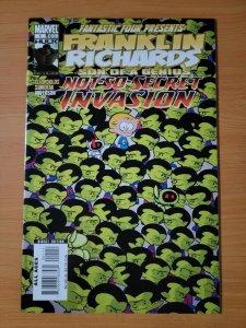 Franklin Richards Not-So-Secret Invasion #1 One-Shot ~ NEAR MINT NM ~ 2008