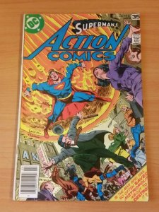 Action Comics #480 ~ VERY FINE VF ~ 1978 DC COMICS
