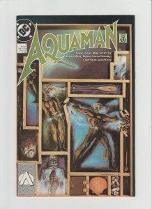 Aquaman 1989 Limited Series #1-5 Complete Set High Grade Curt Swan Art!!