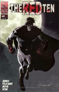 Red Ten, The #5A VF/NM; Comixtribe   save on shipping - details inside