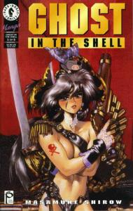 Ghost in the Shell #5 VF/NM; Dark Horse | save on shipping - details inside