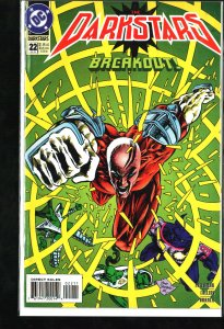 Darkstars #22 (1994)