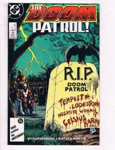 The Doom Patrol # 5 VF DC Comic Books Suicide Squad Justice League Batman!! SW13