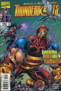 Marvel THUNDERBOLTS (1997 Series) #28 VF/NM