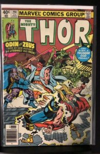 Thor #291 (1980)