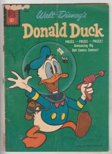 Donald Duck #77 (May-61) GD Affordable-Grade Donald Duck