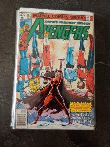 The Avengers #187 (1979)