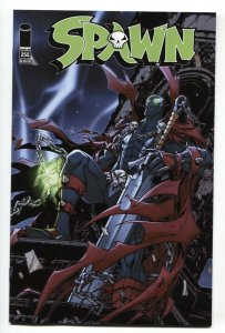 SPAWN #255 2014 Low print run great cover NM-