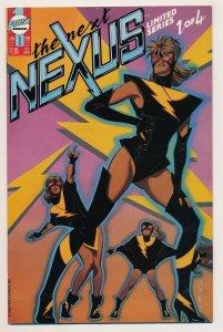 Next Nexus (1989) #1 NM