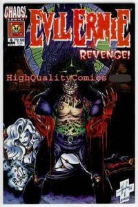 EVIL ERNIE Revenge #4, Zombie, NM+, Lady Death, Jim Balent, Brian Pulido