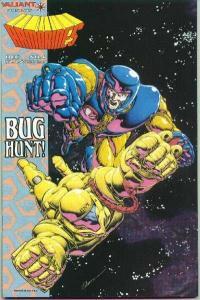 Armorines (1994 series) #6, NM (Stock photo)