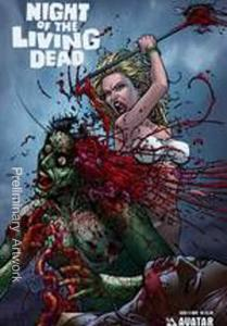 Night of the Living Dead (2nd Series) #3A VF/NM; Avatar | save on shipping - det
