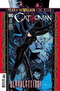 Catwoman (2018 series) #13, NM + (Stock photo)