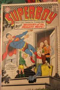 Superboy 137 VG/FN