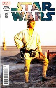 Star Wars (2nd Series) #1A (11th) VF/NM; Marvel | save on shipping - details ins