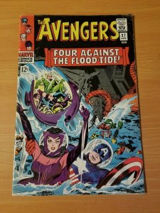 The Avengers #27 ~ FINE - VERY FINE VF ~ (1966, Marvel Comics)